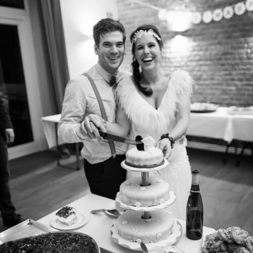 Hochzeitsparty Nadine & Matze im Kornspeicher in Krefelder Stadtteil Hüls Part 2